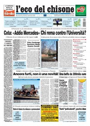 Edizione 13 del 31/03/2010