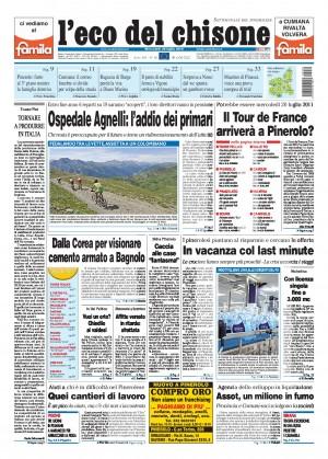 Edizione 30 del 28/07/2010