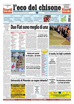 Edizione 36 del 22/09/2010