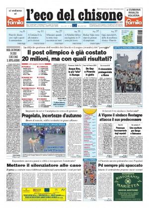 Edizione 38 del 06/10/2010