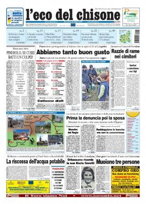 Edizione 40 del 20/10/2010