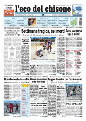 Edizione 42 del 03/11/2010