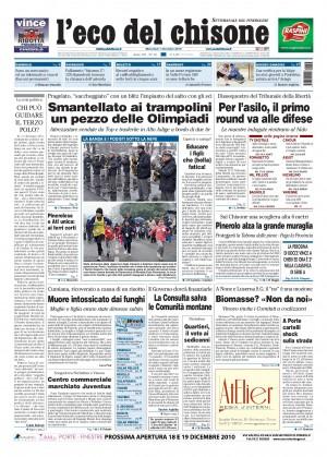 Edizione 46 del 01/12/2010