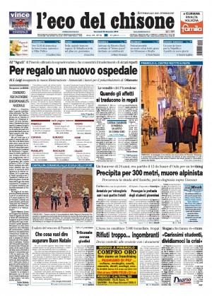 Edizione 49 del 22/12/2010