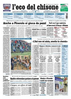 Edizione 23 del 08/06/2011