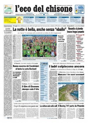 Edizione 28 del 13/07/2011