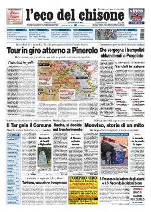 Edizione 29 del 20/07/2011