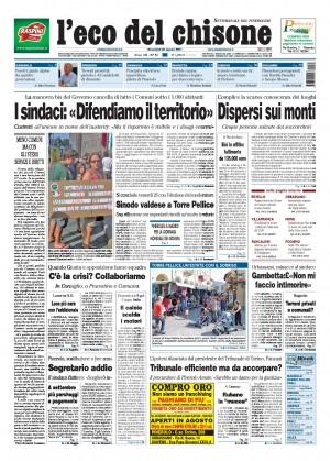 Edizione 32 del 24/08/2011