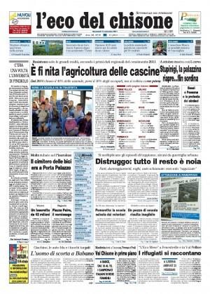 Edizione 35 del 14/09/2011