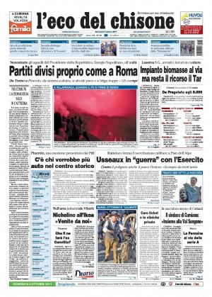 Edizione 38 del 05/10/2011