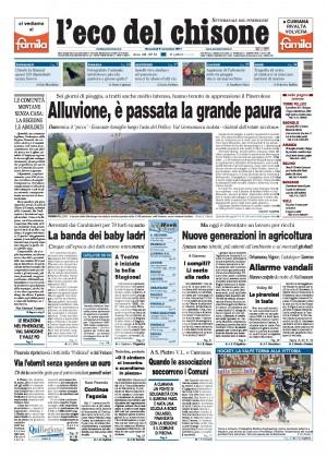 Edizione 43 del 09/11/2011