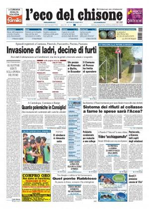 Edizione 22 del 30/05/2012