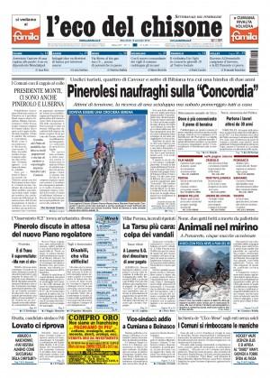 Edizione 3 del 18/01/2012
