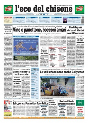 Edizione 34 del 05/09/2012