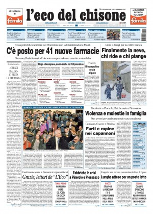 Edizione 5 del 01/02/2012