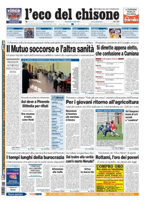 Edizione 15 del 17/04/2013