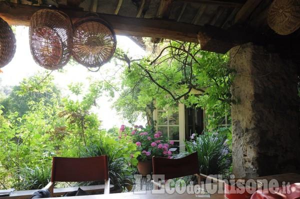 La casa giardino dell 39 arch pejrone a revello l 39 eco del chisone - Architetto arreda ...