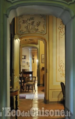 Visita a villa lajolo a piossasco l 39 eco del chisone - Interni bellissimi ...