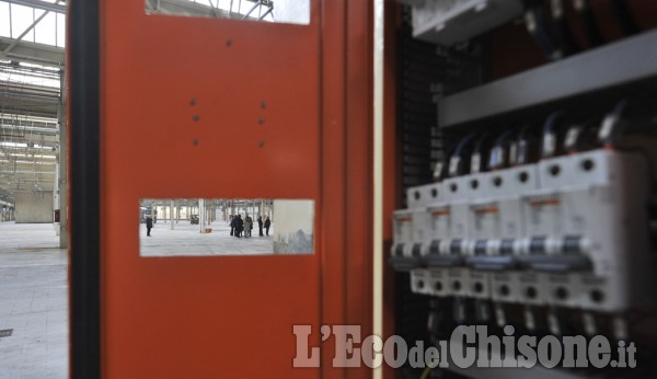 Villar Perosa: visita nella fabbrica in vendita