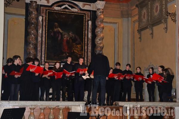 """""""Noel esemble"""", con l'Istituto musicale """"A. Corelli"""" di Pinerolo"""