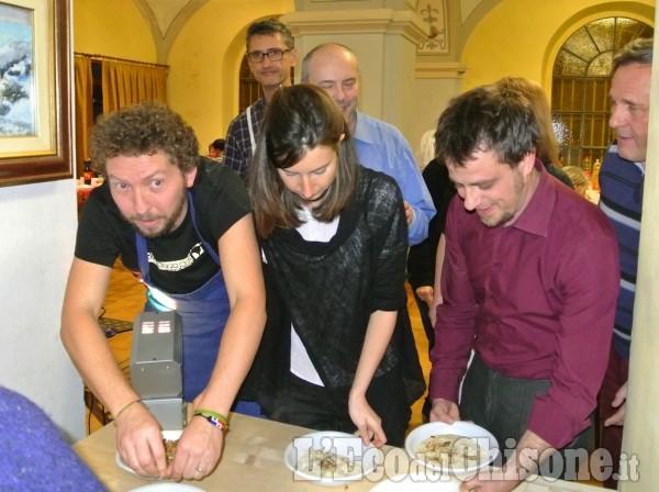 Pinerolo : Cena di solidarietà