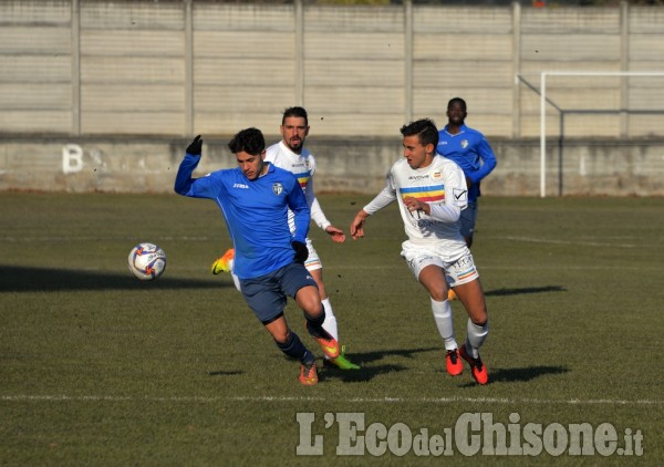 Calcio: Pinerolo-Verbania