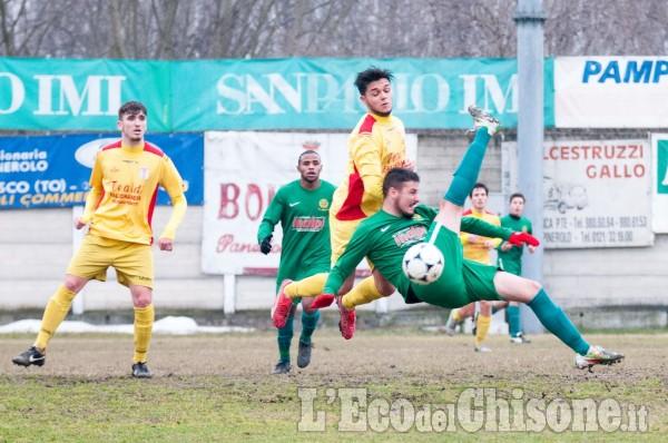 Calcio: Villafranca_ Moretta