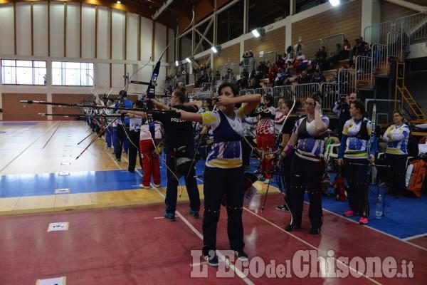 Cantalupa : Campionato regionale indoor tiro con arco