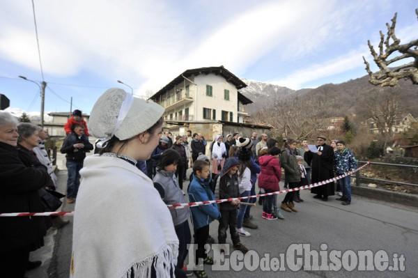 17 febbraio in Val Pellice
