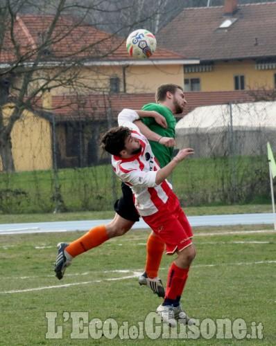 Calcio prima categoria: Airasca passa a Borgaretto