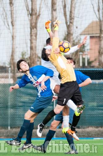 Calcio Promozione: a Vinovo, Revello batte Chisola