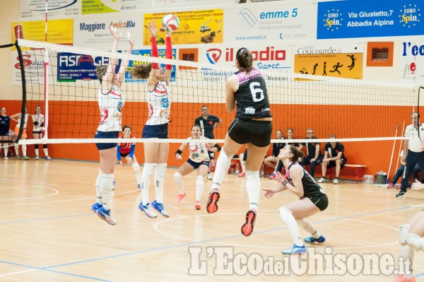 Volley, serie B1: Pinerolo supera Albese