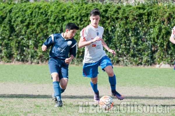 Calcio giovanissimi: Big Match a Pinerolo
