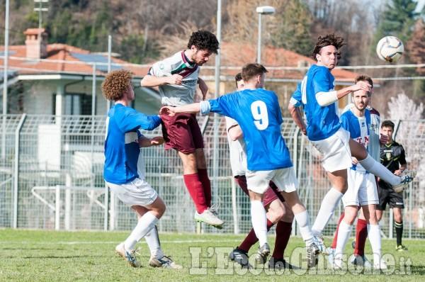 Calcio Promozione : Pancalieri recupera il Revello