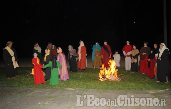 Villaretto di Bagnolo, la Via Crucis