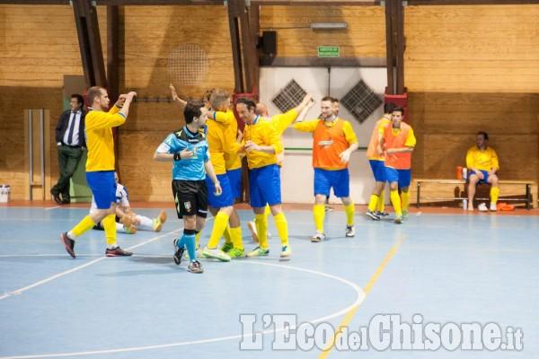 Calcio a 5 C2 play-out: Perosa batte Olympia e si salva