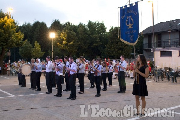 Villafranca raduno Bande Musicali