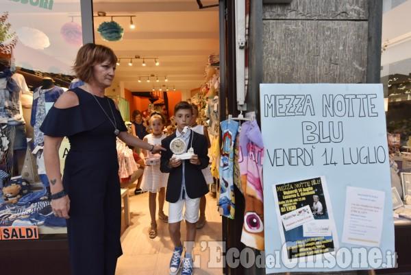 """""""Mezza Notte Blu"""" a Luserna S.G. tra musica e voglia di stare insieme"""