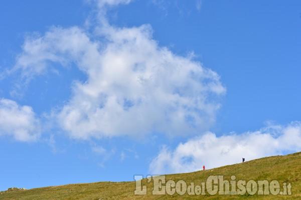 Perosa: con gli Alpini sul monte Bocciarda