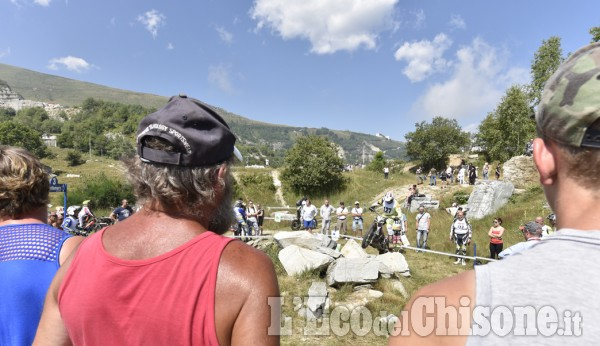 Bagnolo: Trial regionale a Montoso