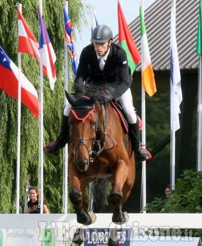 Vinovo: Concorso internazionale di salto ad ostacoli