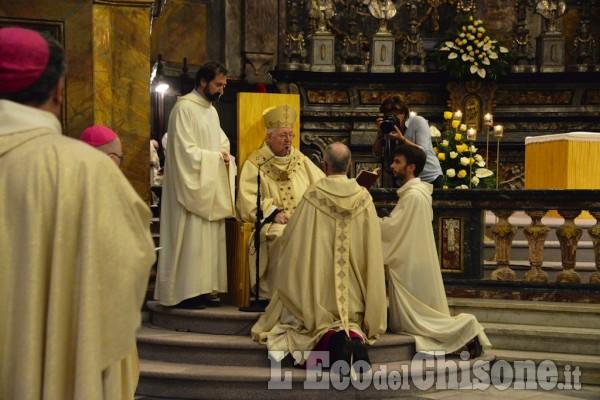 Ieri a Fossano l'ordinazione episcopale di mons. Olivero