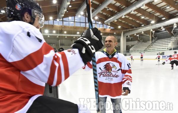 Hockey ghiaccio Serie C: ValpEagle vs Killer Bees Vaese