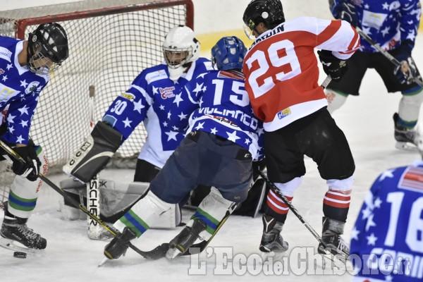 Hockey ghiaccio Serie C: derby Sporting Pinerolo-Valpeagle