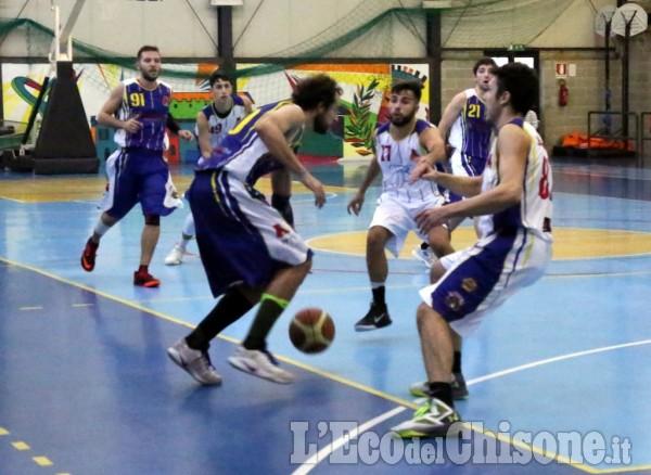 Basket serie D. Alter'82- Piossasco