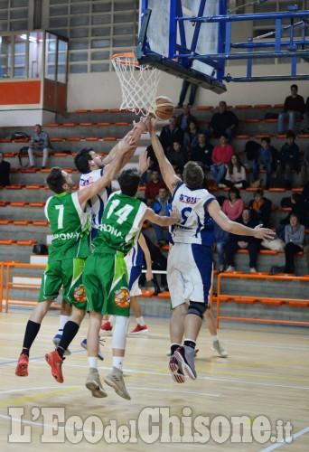 Basket : Pinerolo-Arona