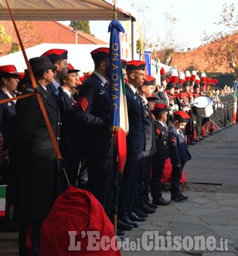 Pinerolo, la Ministra Pinotti ha inaugurato la nuova caserma dei Carabinieri
