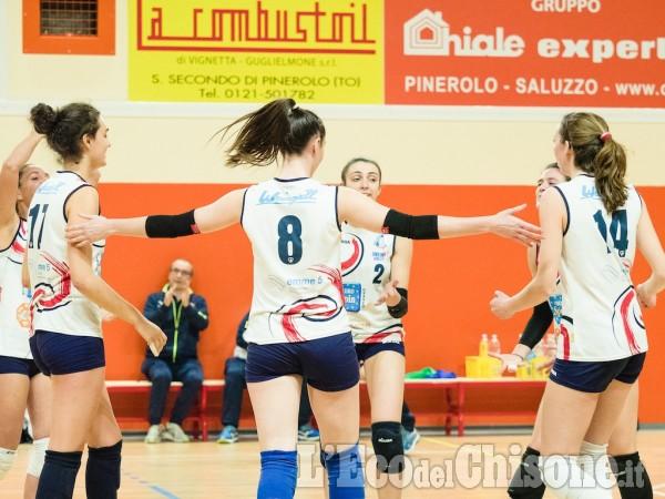 L'Union Volley supera Novara in serie C