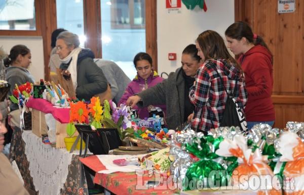 Prarostino: Mercatino di Natale