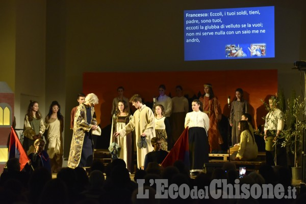 Il musical dell'oratorio di Bricherasio